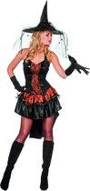 Pirate en of heksen jurk koper voor dame