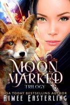Omslag Moon Marked Trilogy