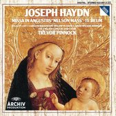 Missa In Angustiis Nelson Mass/Te Deum