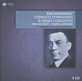 Symphonies And Piano Concertos