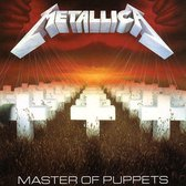 CD cover van Master Of Puppets van Metallica