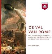 Boek cover De val van Rome van Henk Singor