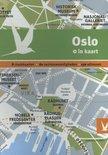 Oslo in kaart. 8 stadskaarten, 60 bezienswaardigheden, 150 adressen