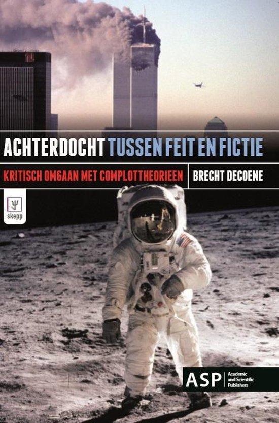 SKEPP 1 - Achterdocht tussen feit en fictie - Brecht Decoene  