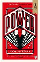 Boek cover The Power van Naomi Alderman (Onbekend)