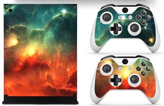 Galaxy – Xbox One X skin
