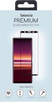 Selencia Gehard Glas Premium Screenprotector voor de Sony Xperia 5
