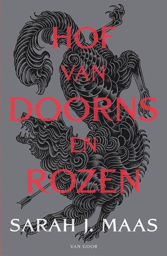 Boek cover Hof van doorns en rozen 1 -   Hof van doorns en rozen van Sarah J. Maas (Paperback)