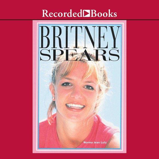 Boek cover Britney Spears van Norma Jean Lutz (Onbekend)