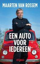 Boek cover Een auto voor iedereen van Maarten van Rossem