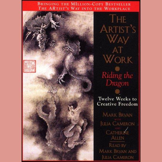 Boek cover The Artists Way at Work van Mark Bryan (Onbekend)