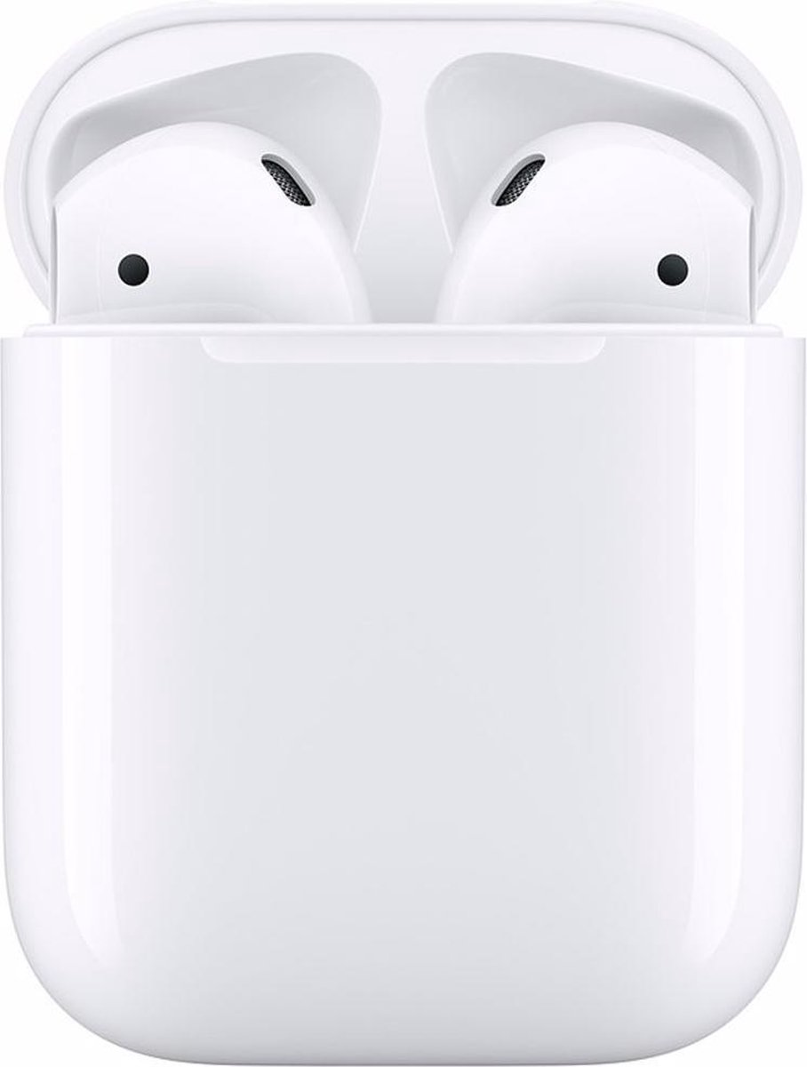 Apple AirPods 2 - Niet draadloze oplaadcase op De Prijzenvolger
