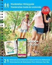 Wandelgids  -   Falk Wandelatlas Nederland