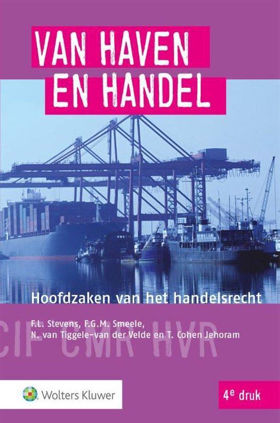 Boek cover Van haven en handel van  (Paperback)