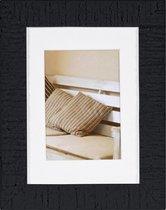 Fotolijst - Henzo - Driftwood - Fotomaat 13x18 cm - Donkergrijs