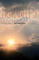 Omslag Humanity's Concept of God
