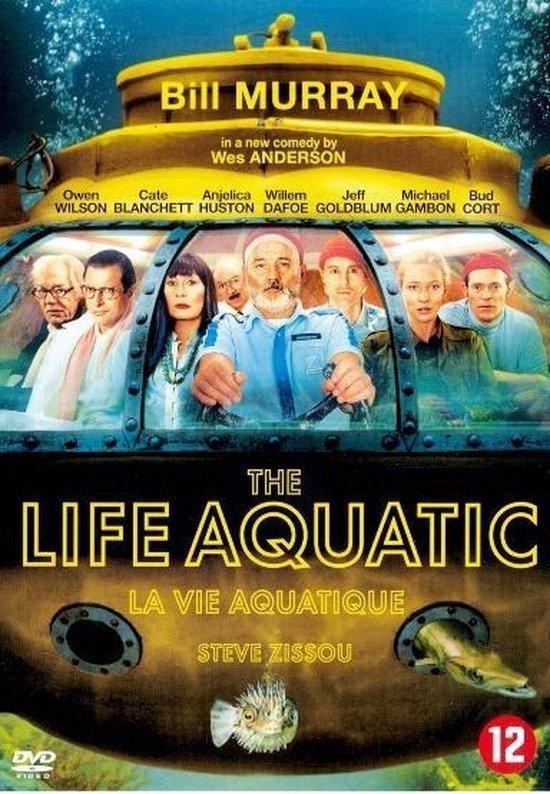 Cover van de film 'Life Aquatic'
