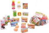 Home and Kitchen Supermarkt accessoires 18 stuks