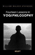 Omslag Fourteen Lessons in Yogi Philosophy