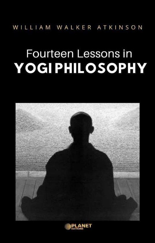 Omslag van Fourteen Lessons in Yogi Philosophy