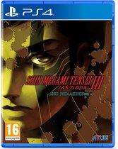 Shin Megami Tensei 3 Nocturne HD Remaster - PS4
