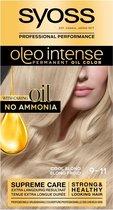 SYOSS Color Oleo Intense 9-11 Cool Blond haarverf - 1 stuk