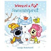 Woezel & Pip  -   Sneeuwpret