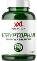 XXL Nutrition L-Tryptofaan-120 caps