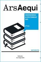 Ars Aequi Wetseditie  -  Ondernemings- & effectenrecht 2021