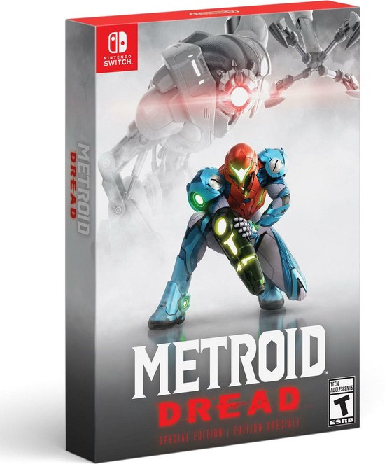 Metroid Dread - Collectors Edition - Switch