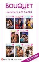 Bouquet e-bundel nummers 4277 - 4284