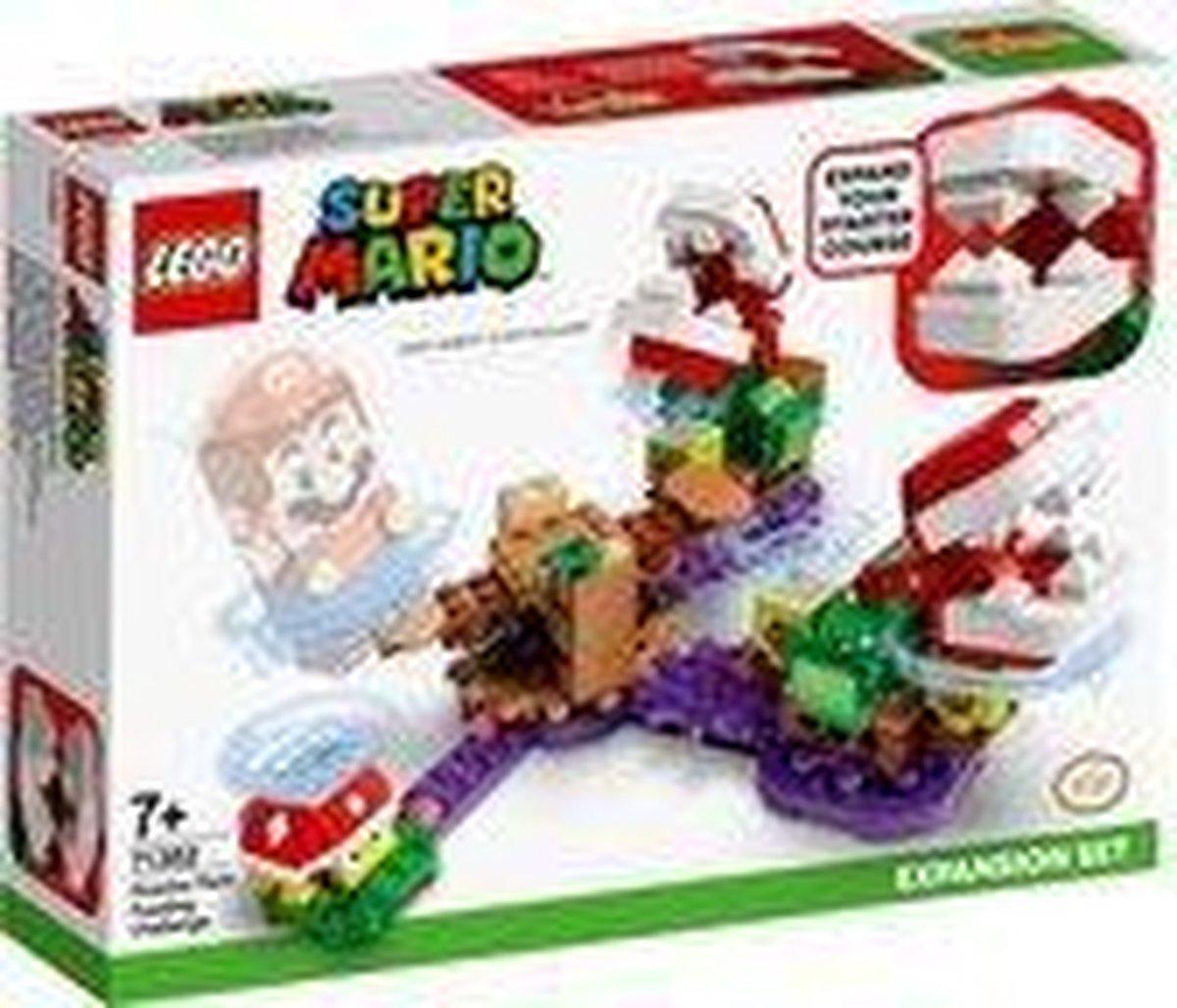 LEGO Super Mario Uitbreidingsset: Piranha Plant Puzzeluitdaging - 71382