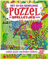 Afbeelding van Het gi-ga-geweldige puzzel- en spelletjesboek