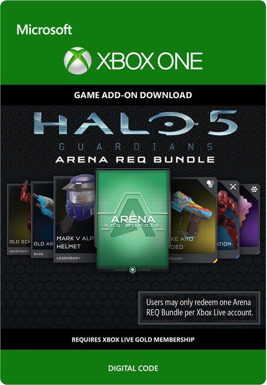 Microsoft Halo 5 Guardians Arena REQ Bundle – Xbox One Download