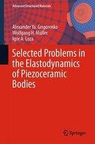 Selected Problems in the Elastodynamics of Piezoceramic Bodies