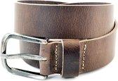 Cowboysbelt Belt 403001 - Size 100 - Brown