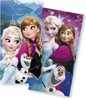 Frozen strandlaken Elsa & Anna 1