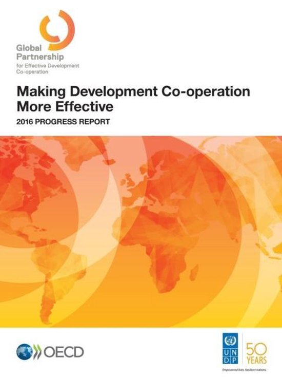 Making development co-operation more effective