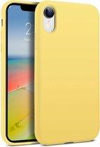 ShieldCase Silicone case iPhone Xr - geel