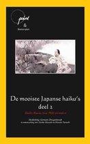 Point 74 -  De mooiste Japanse haiku's 2 Basho, Buson, Issa, Shiki en andere