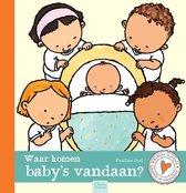 Kriebels in je buik. Kinderen en seksualiteit - Waar komen baby's vandaan?