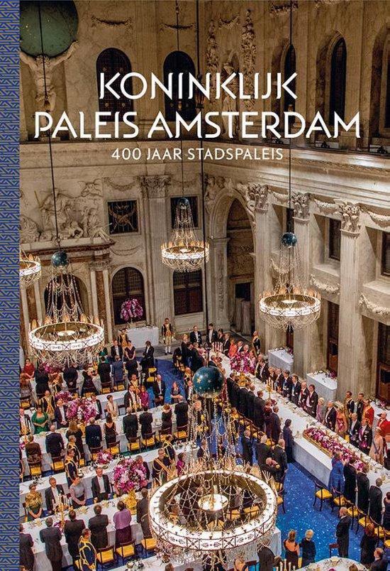 Boek cover Koninklijk Paleis Amsterdam van Alice Taatgen (Paperback)