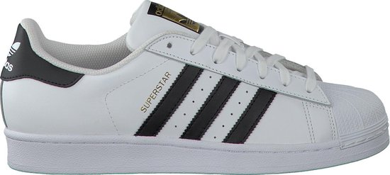 adidas Superstar Dames Sneakers - Ftwr White/Core Black - Maat 40