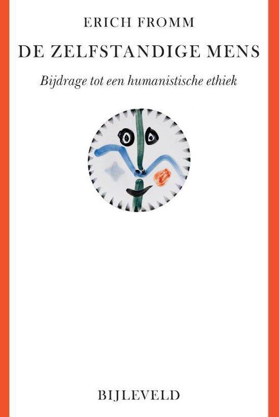 Boek cover De zelfstandige mens van Erich Fromm
