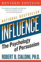 Boek cover Influence van Robert Cialdini