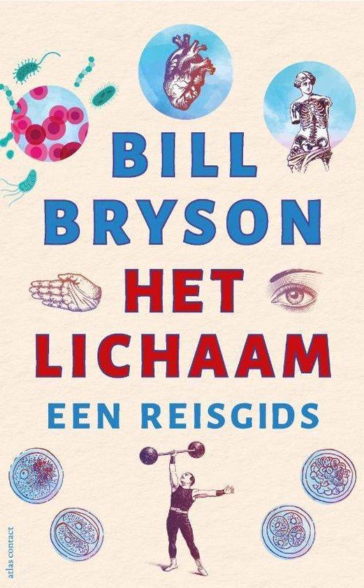 Boek cover Het lichaam van Bill Bryson (Paperback)