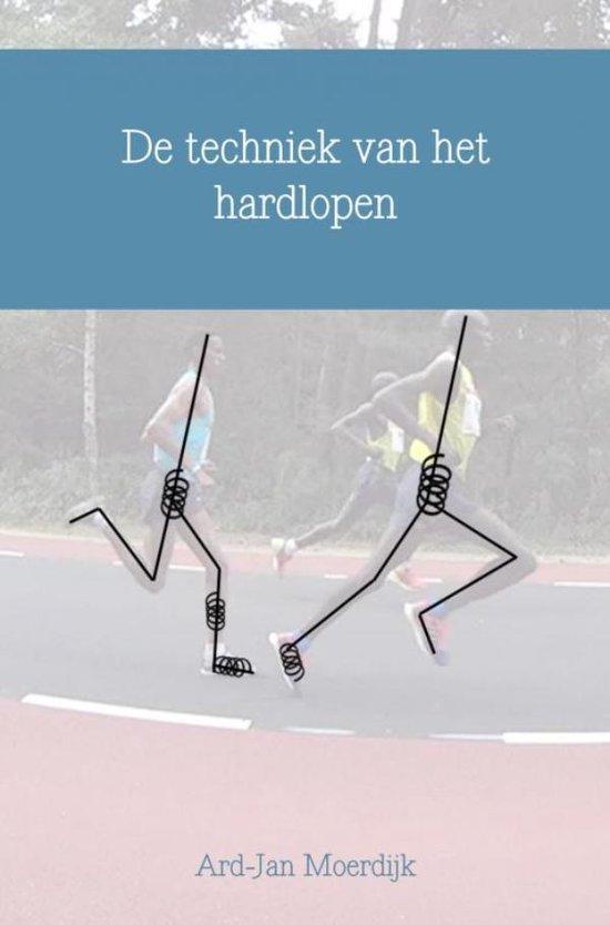 De techniek van het hardlopen