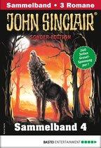 John Sinclair Sonder-Edition Sammelband 4 - Horror-Serie