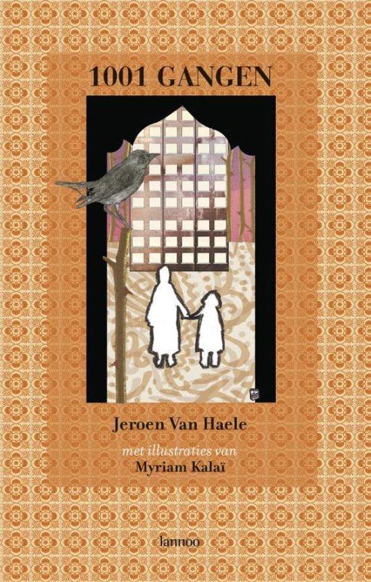 Cover van het boek '1001 gangen' van J. Haele
