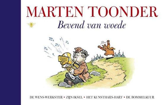 Alle verhalen van Olivier B. Bommel en Tom Poes 16 - Bevend van woede - Marten Toonder  